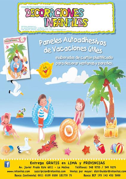 Reto itos revista para educadores y padres for Carpetas para jardin de infantes